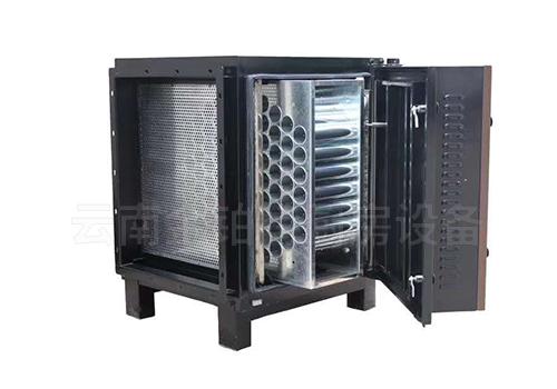 蜂窝式低空油烟净化器