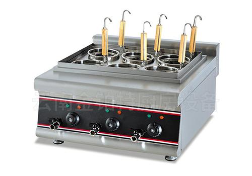 台式六头煮面炉