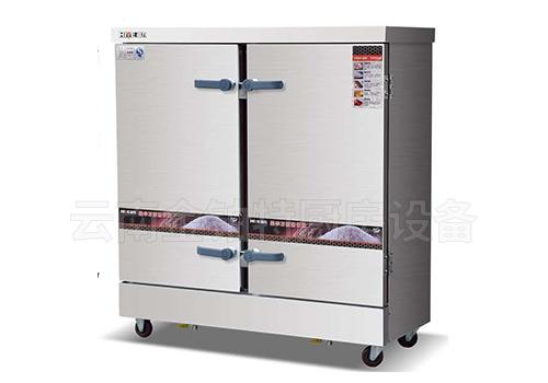 节能24层电蒸饭柜