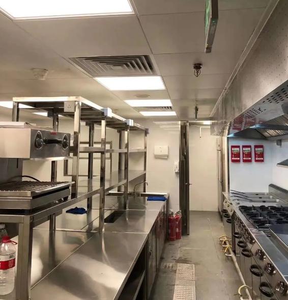 「商用厨具设备」可以满足餐饮酒店多样化需求!