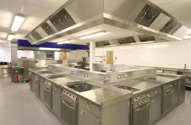 商用不锈钢厨房设备,合理设计厨房使用更便捷!