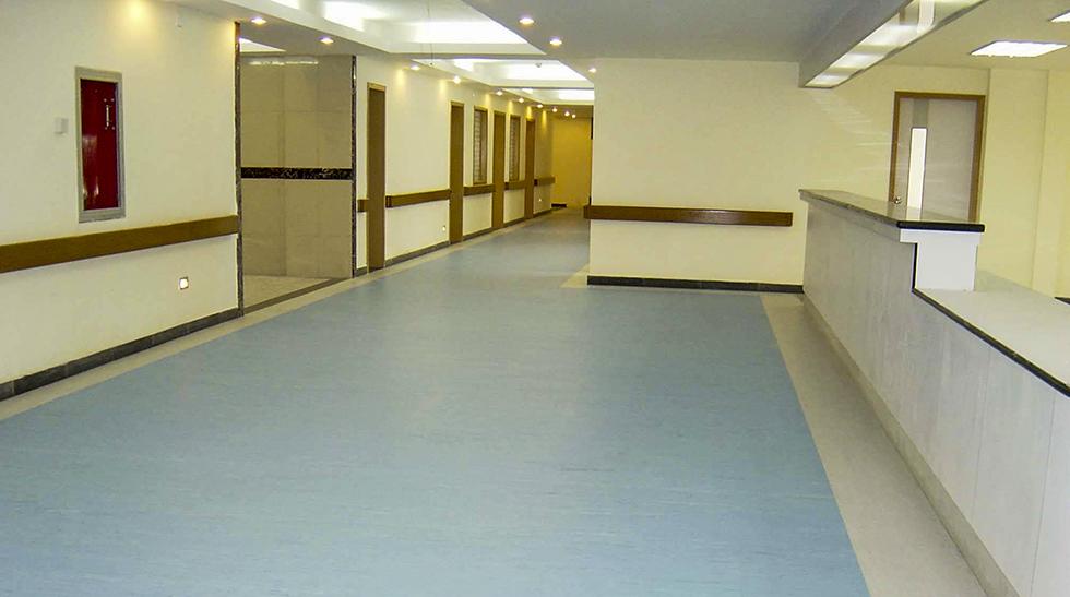 PVC塑胶地板为什么能被广泛运用于办公室?有什么特别吗?