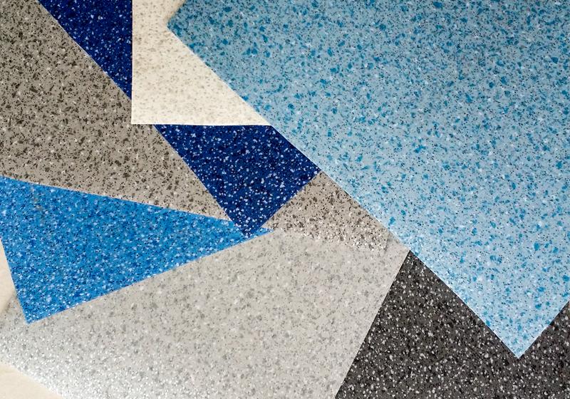 云南杰创建筑PVC塑胶地板