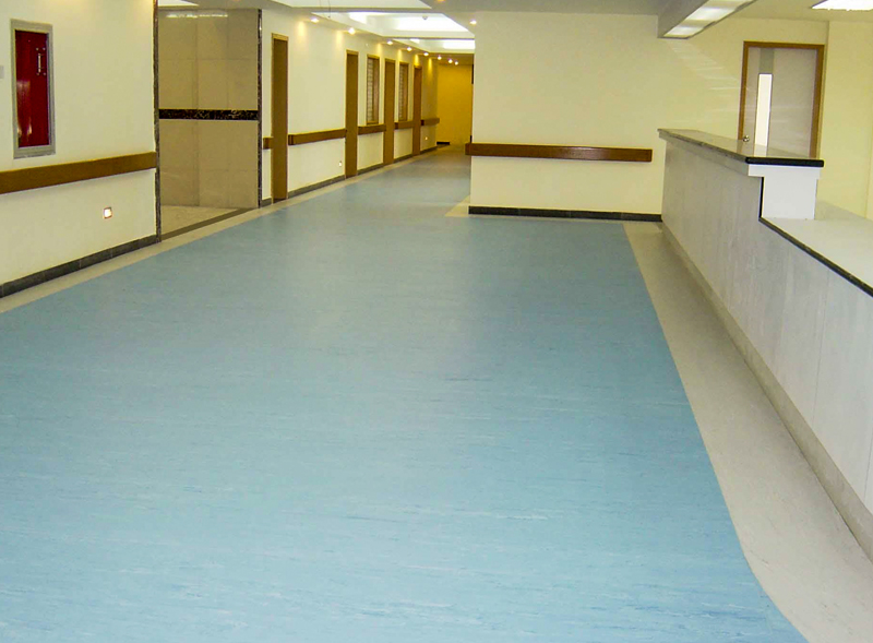 塑膠地板施工時應該留意哪些方面的細節