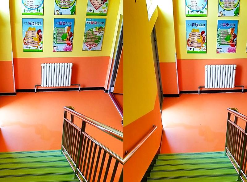 幼儿园教室塑胶地板