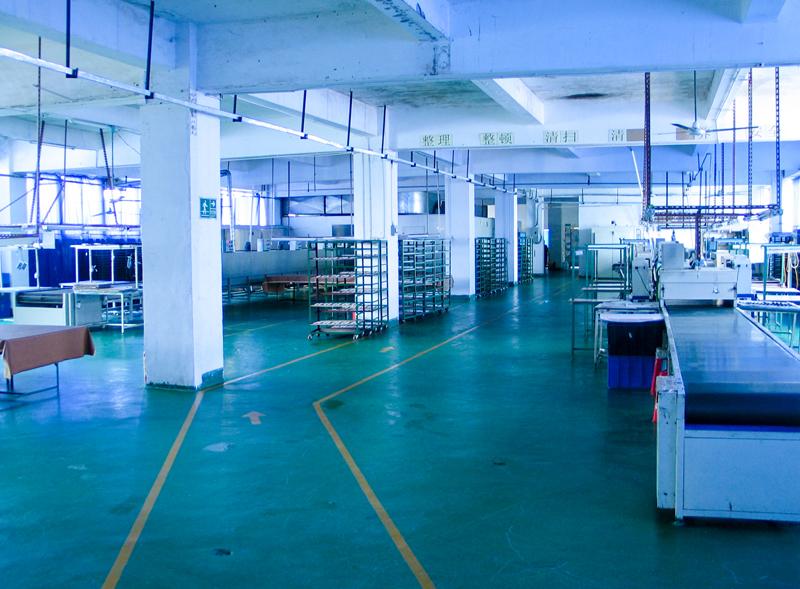 化工工业车间塑胶地板