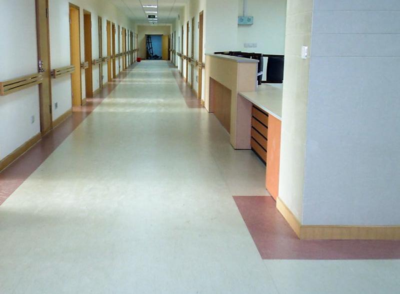 工业专用塑胶地板