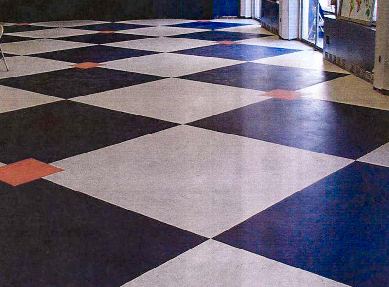 工业塑胶地板