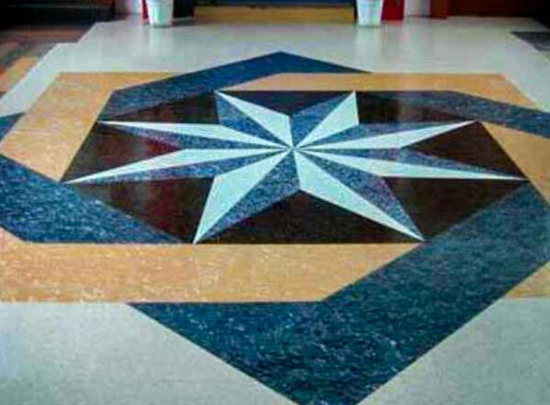 工業PVC塑膠地板