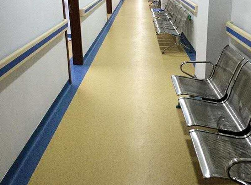 医院过道塑胶地板