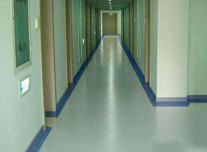 昆明医院塑胶地板
