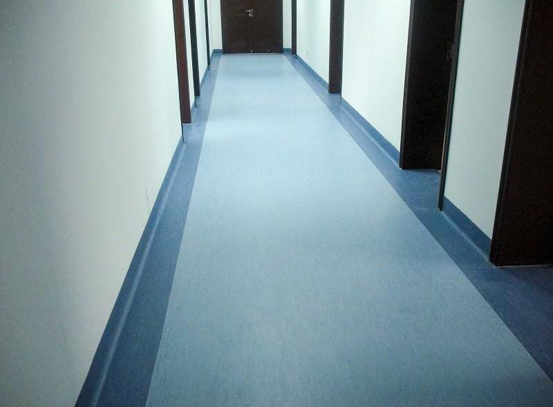 过道工业塑胶地板
