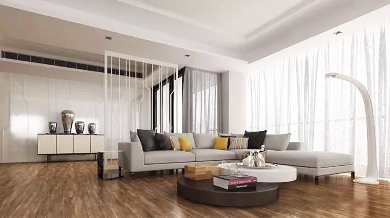 亚麻地板与PVC塑胶地板有什么区别?你确定不进来了解一下?