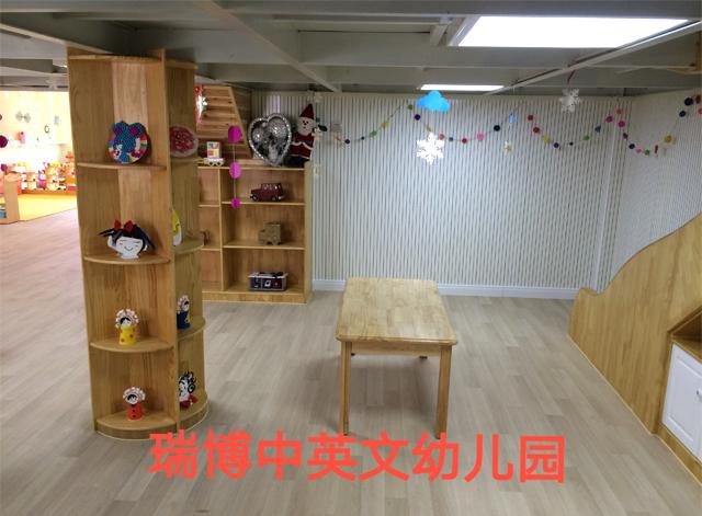 云南瑞博中英文幼兒園 呈貢案例