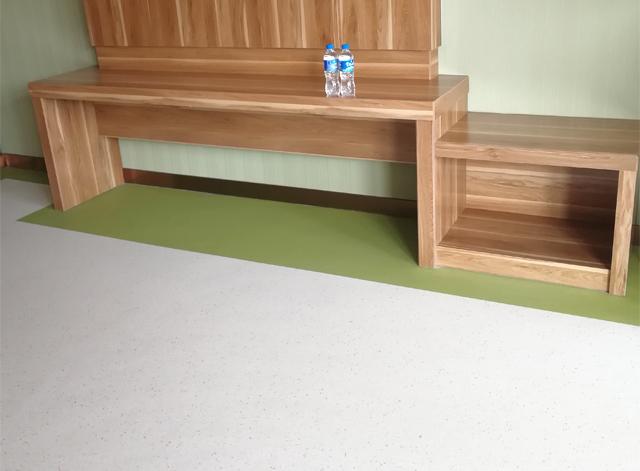 醫院塑膠地板應用