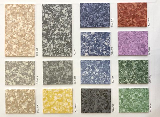 塑膠地板型號