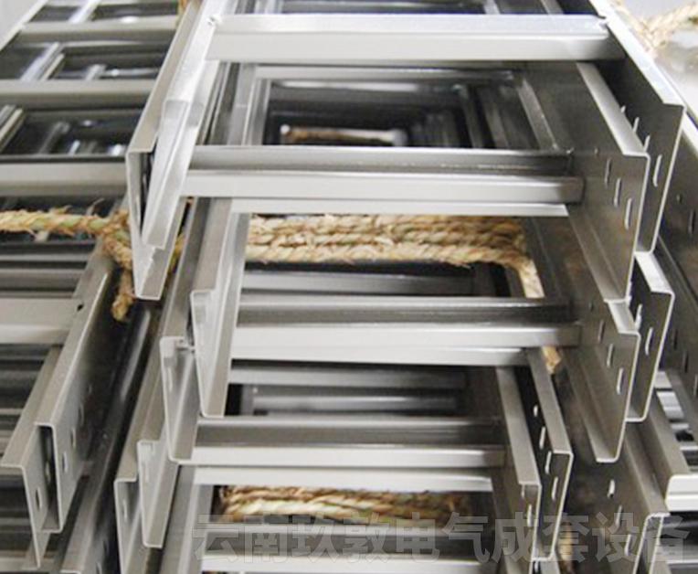 梯式电缆桥架不锈钢
