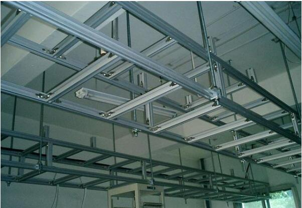 云南梯式电缆桥架安装图片