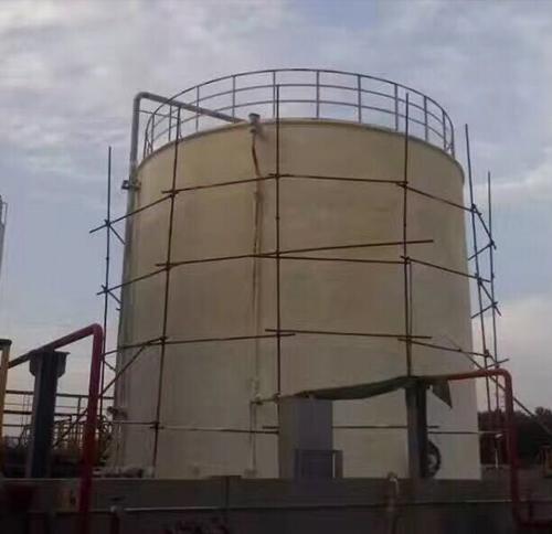 聚氨酯储罐设备保温