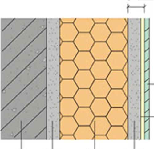GP胶粉聚苯颗粒保温系统