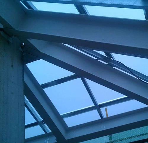 钢结构聚氨酯保温喷涂