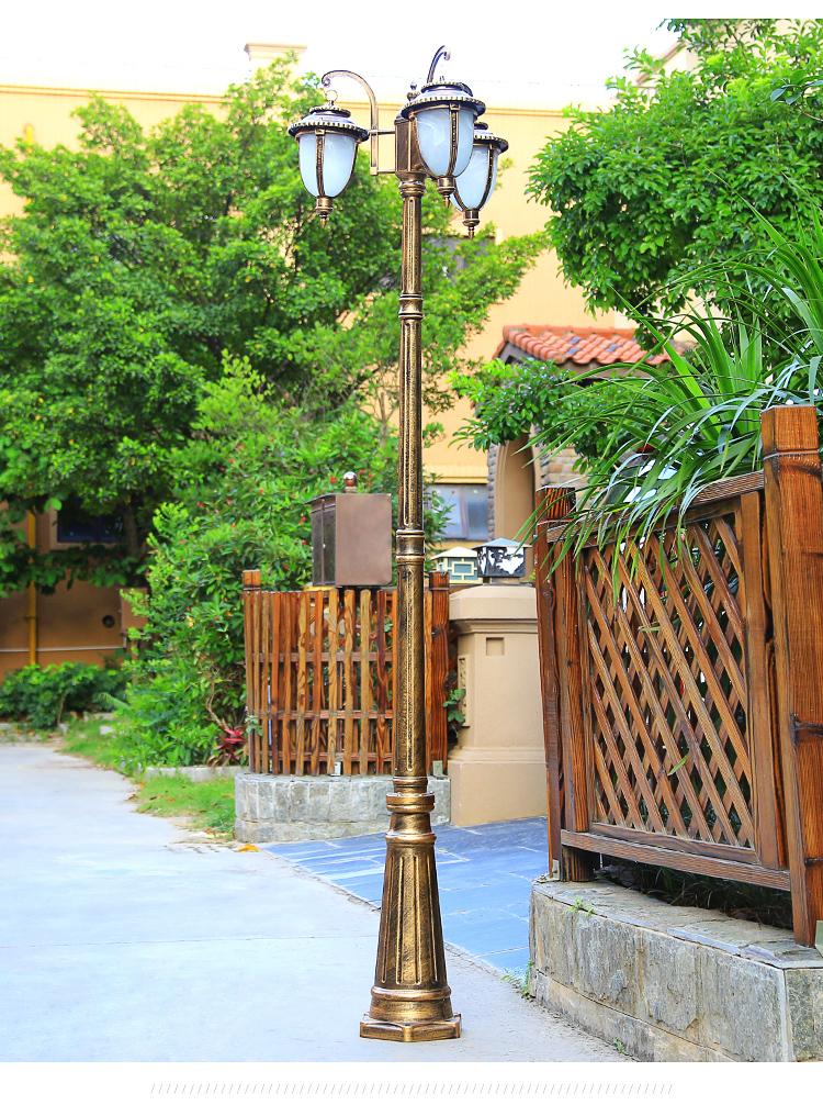 景观护栏灯