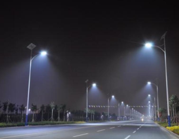 太阳能路灯的工作原理是什么