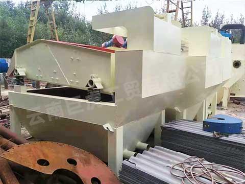 昆明高效细沙回收机厂家