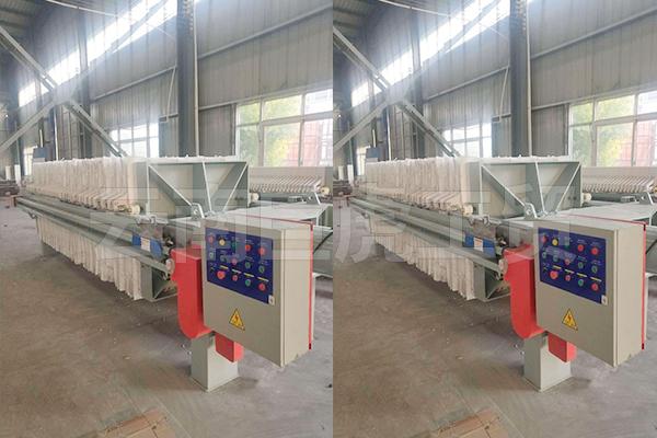 板框机械压滤机
