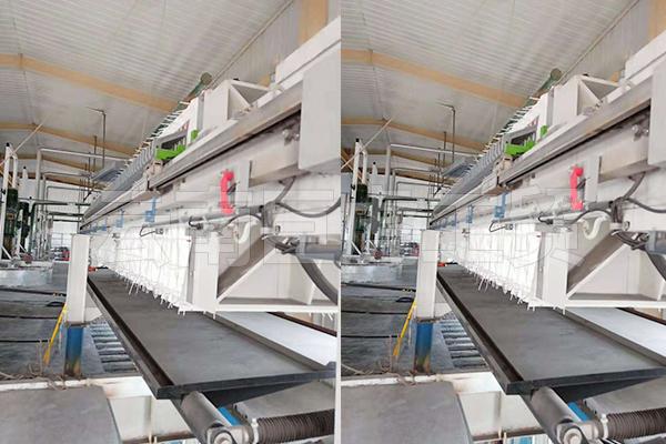 板框式压滤机械