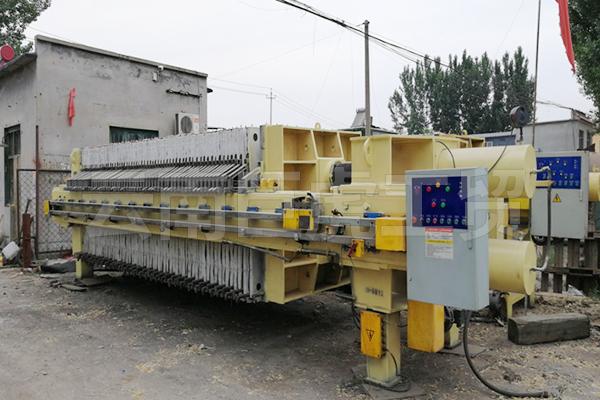 澄江防爆板框压滤机