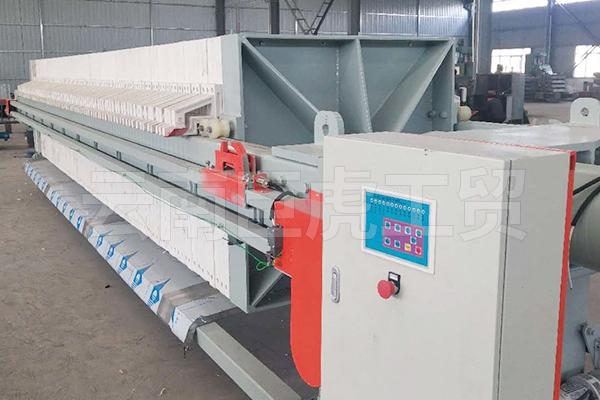 耐高温板框压滤机