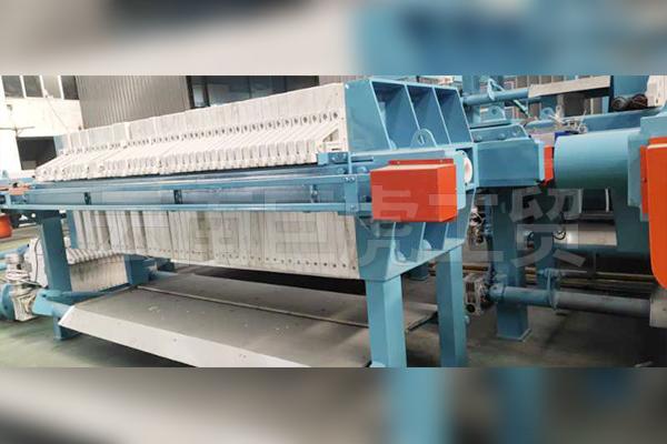 液压压滤机板框