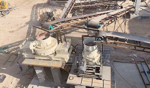 大型工程VSI制砂机