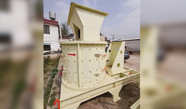 大型立式复合式制砂机