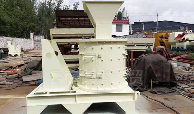 复合型立式制砂机
