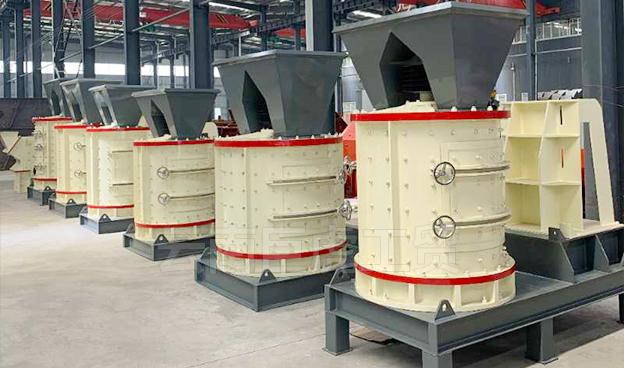 高效型立式制砂机