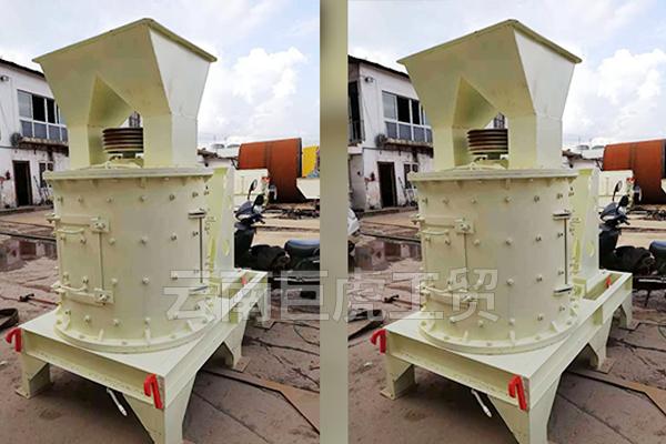 腾冲新型高效立式制砂机