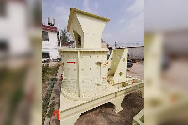 曲靖立轴式制砂机使用关键