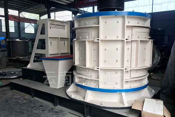 曲靖立轴式制砂机使用要点