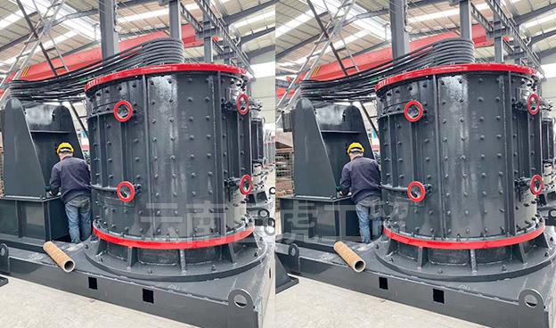 普洱冲击式制砂机厂家生产的立轴冲击式制砂机高能低耗,不可替代!