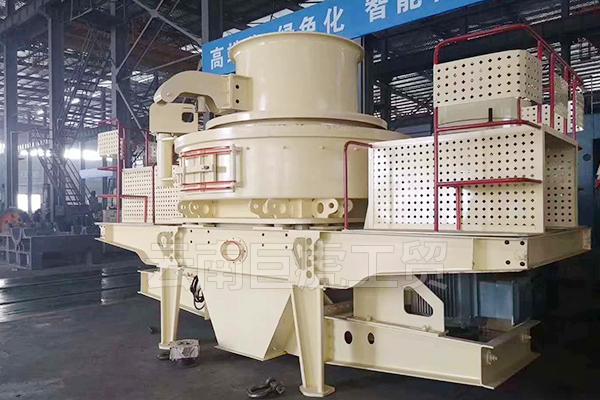 什么制砂机好?生产效率高?瑞丽VSI制砂机械厂介绍的这三款不能错过!