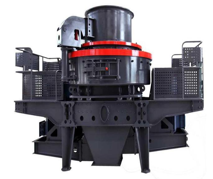 理想的机制砂设备——冲击式制砂机
