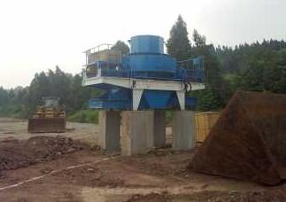 在云南制砂机生产线生产前要做好下面这些准备