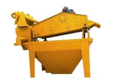 选择洗沙机械怎么才能环保呢?