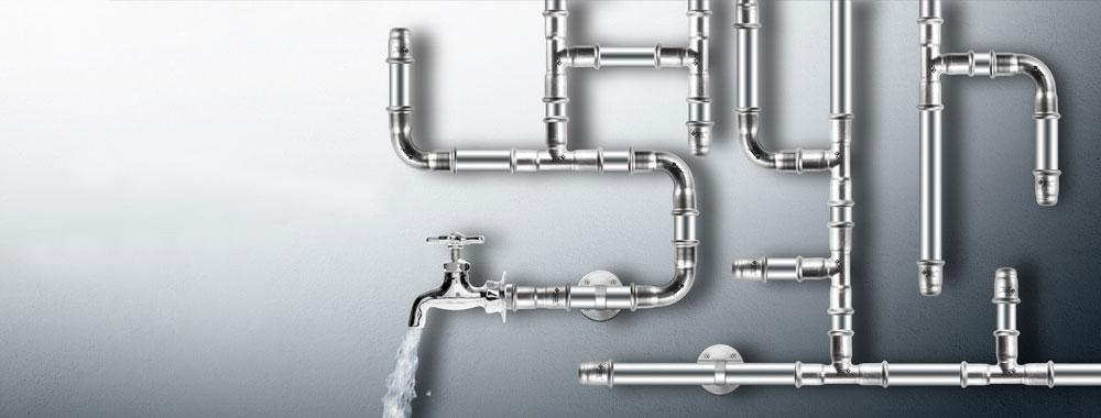 304薄壁不锈钢排水管
