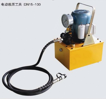 雙卡壓電動液壓工具DN15-100