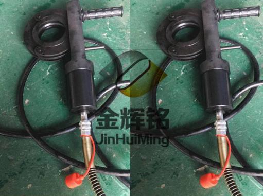 雙卡壓手動液壓工具DN100