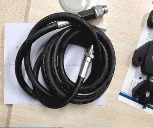 双卡压工具液压油管