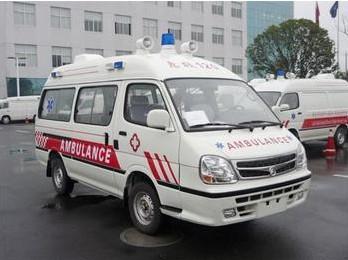 120救护车出租案例